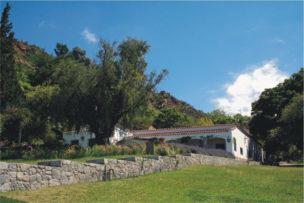 San Pedro de Yacochuya 2006 (Аргентина). Терруар