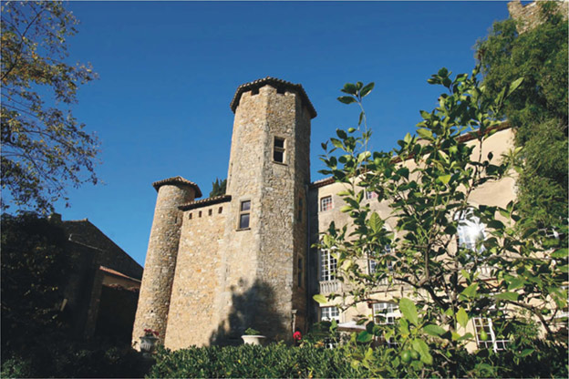 Chateau d'Agel