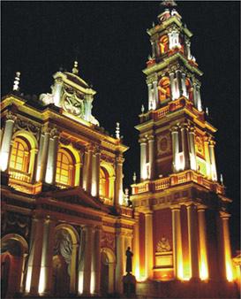 Ночная Сальта. Ruta 68, или винная мистерия Аргентины