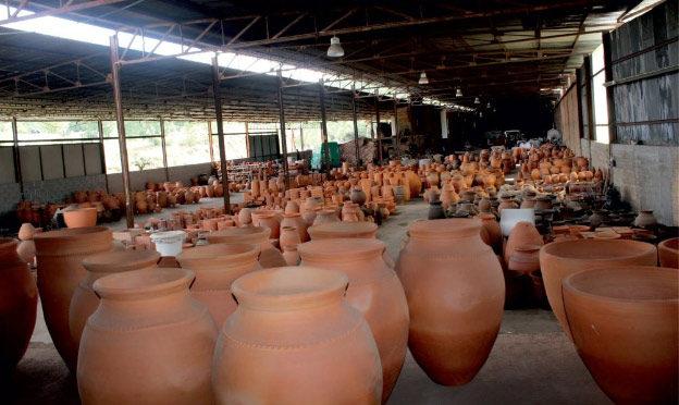 Алентежу: традиционное виноделие в амфорах талья