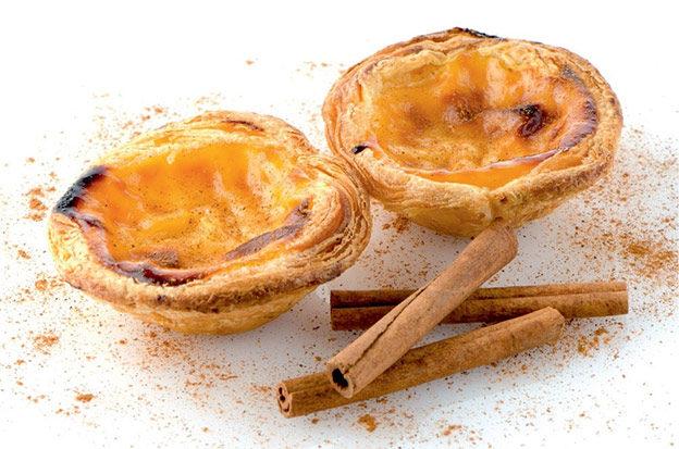Паштел-ди-белейм (Pastél de Belem)