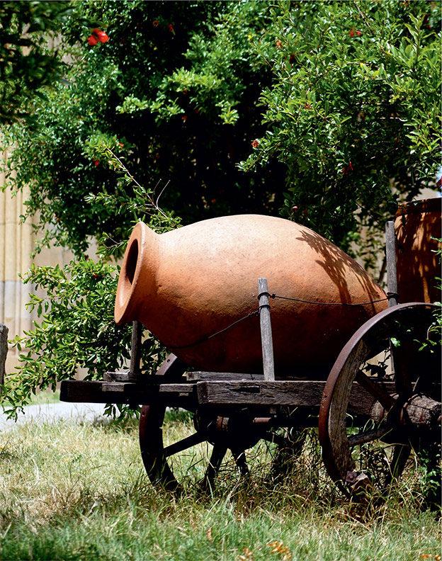 Кахетинский метод виноделия