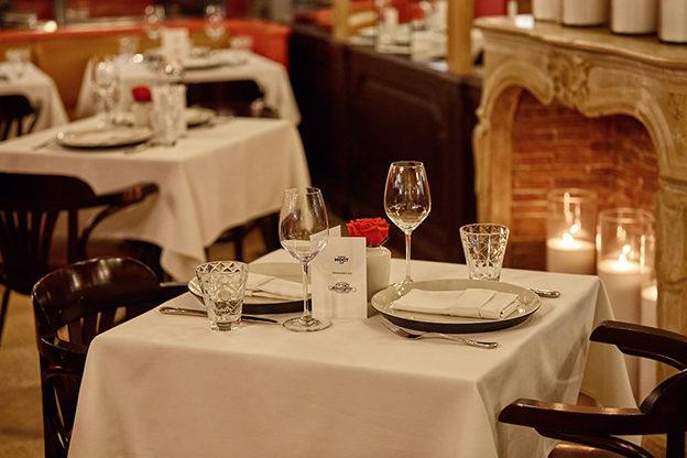 Ресторан Brasserie Мост