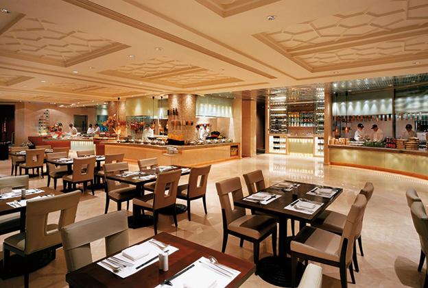 Пекин. Ресторан Aria