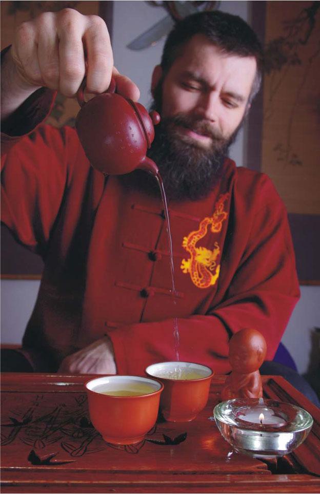 Дмитрии Крашенинников. Искусство чайной воды