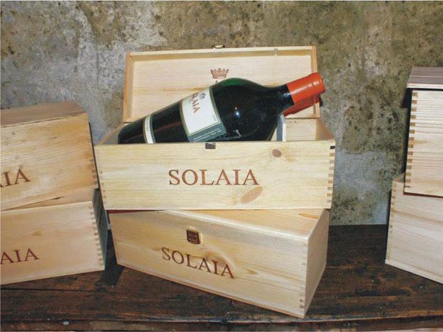 Solaia Antinori 2005 (Тоскана, Италия)