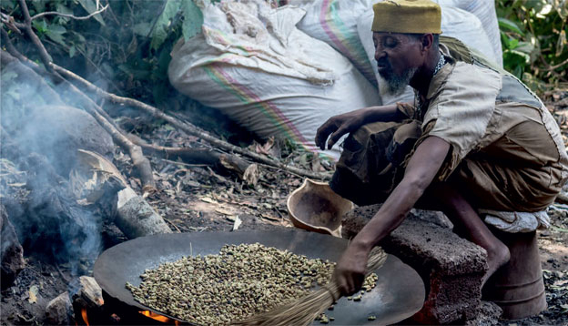 Кругосветное путешествие эфиопского кофе