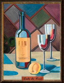 Fin del Mundo Single Vineyard Merlot 2008