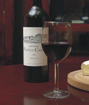 Chateau Pontet-Canet 2005. История одной бутылки