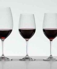 Эволюция винного бокала: не только качество, но и объем