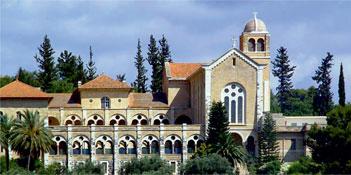 Латрунский монастырь