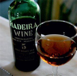 Grape varieties. Madeira