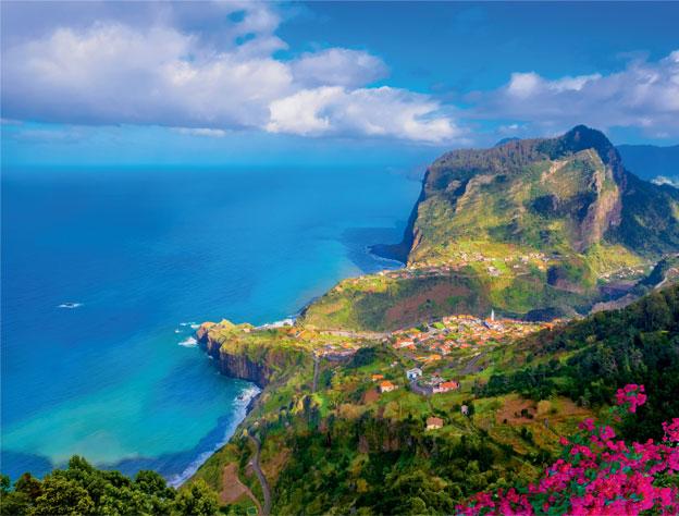 Вино острова Мадейра — рожденное в море, неподвластное времени